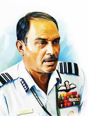 Air Marshal (retd) Pranab Kumar Barbora