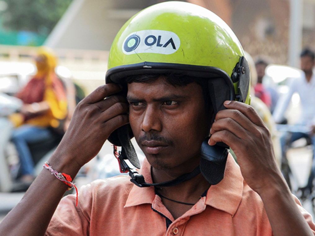 With rides going flat, Ola relieves contract workers and scurries back to pump up financial services