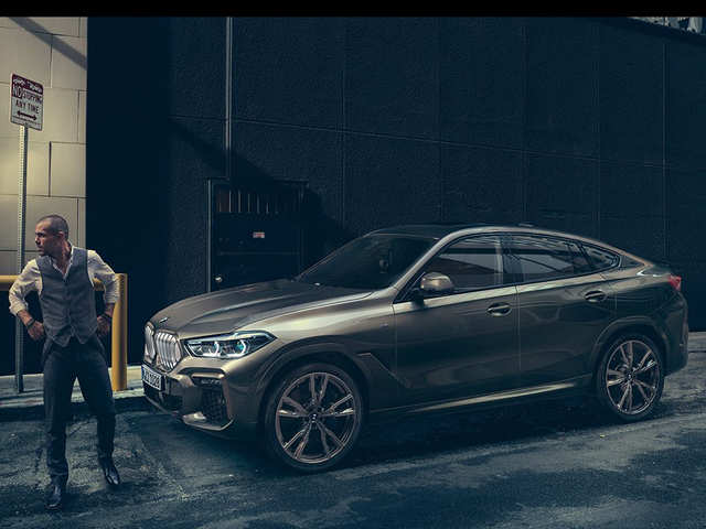 BMW brings sporting pleasure home, launches X6 in India at Rs 95 lakh