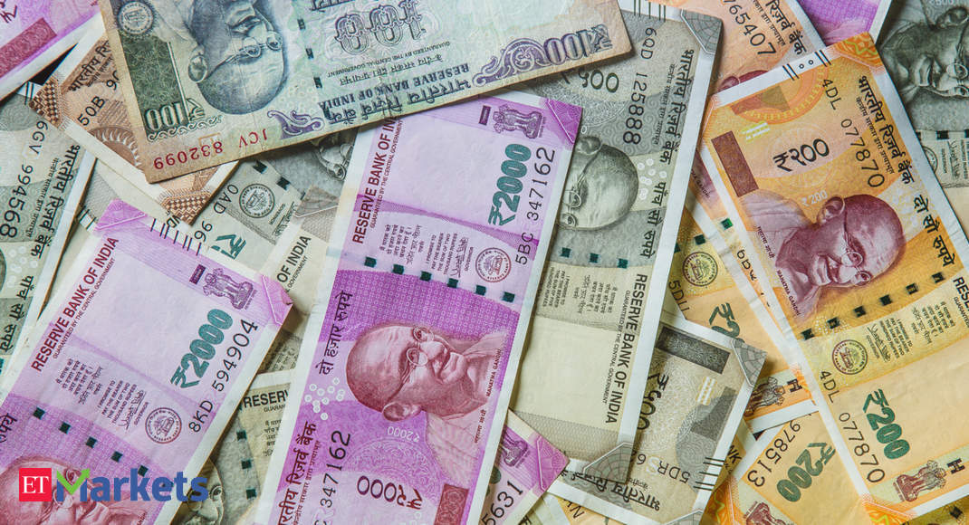 Best forex robot Rupee settles 5 paise lower at 75.84 vs dollar thumbnail