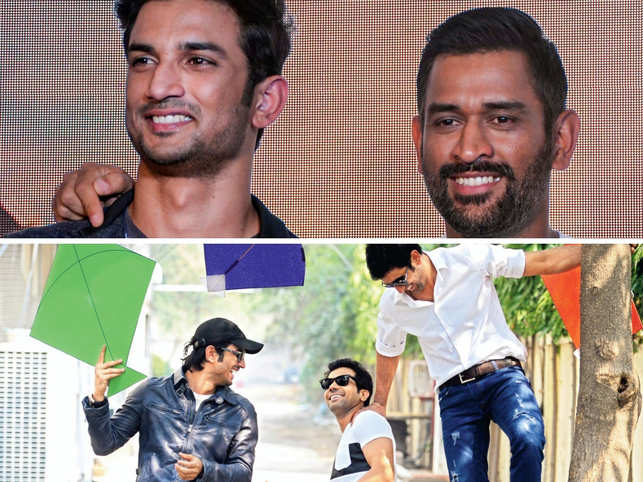 Tracing Sushant Singh Rajput's Bollywood journey.