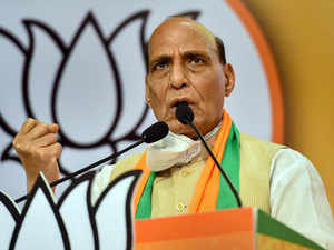 India-China stand off: Govt will not keep anyone in dark over border issue, says Rajnath Singh