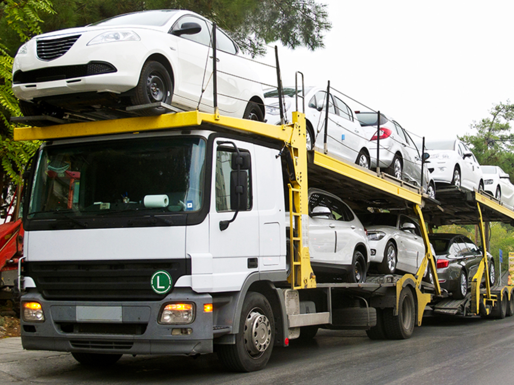 An auto-industry recovery appears far away. Vehicle-carrier companies are drastically scaling down.
