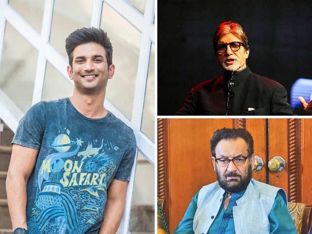 Amitabh Bachchan, Shekhar Kapur remember 'brilliant' actor Sushant Singh Rajput.