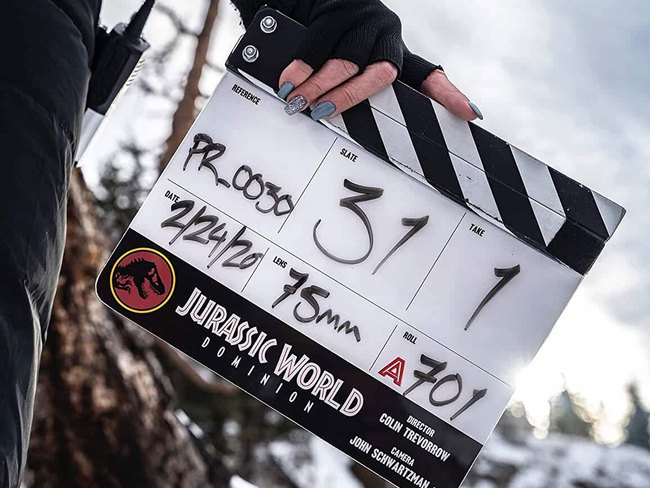 Jurassic World Dominion To Resume Production In The Uk Next