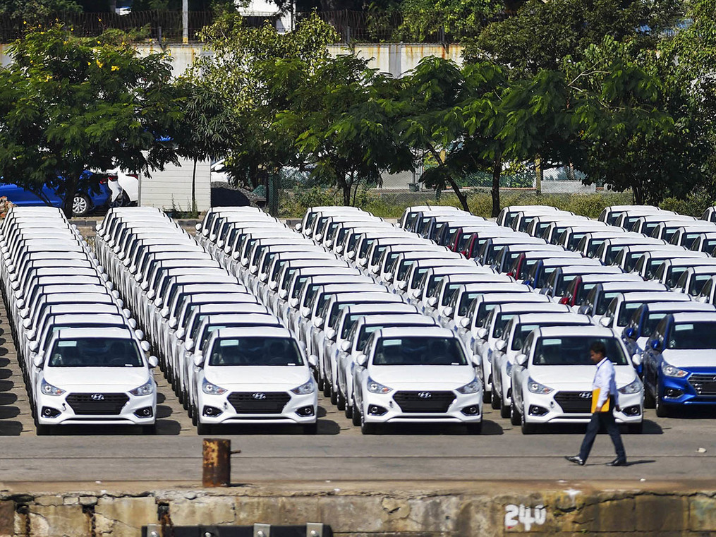 Demand starts revving up for sputtering auto industry