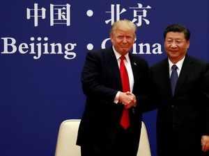 Xi Trump-Reuters