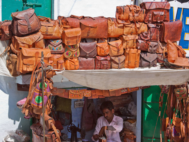 MSME DAY 2020: Tanneries in tatters: Country's leather sector on the verge of collapse - The Economic Times