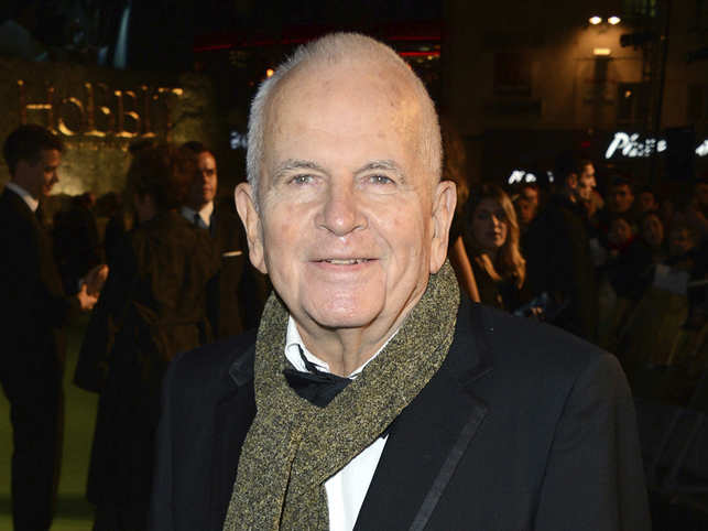 Ian ​Holm was knighted in 1998 for his services to drama. ​