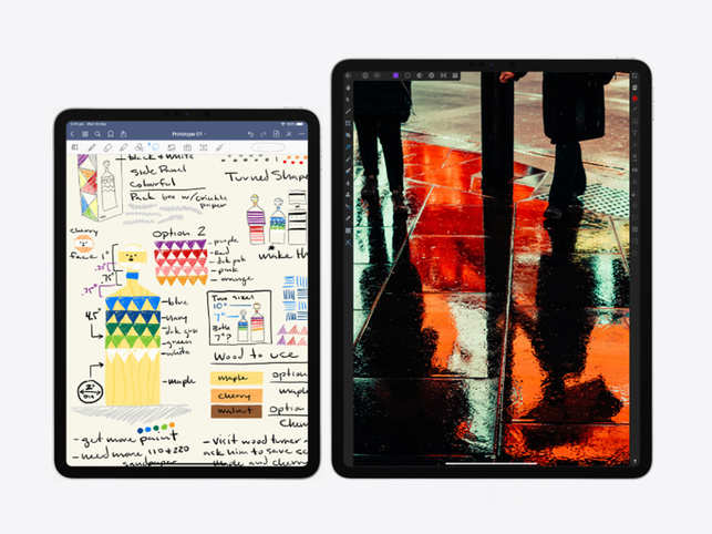 The Apple iPad Pro isn't for the average buyer looking for a laptop replacement. It is for those looking for the definitive tablet that can put a laptop out of work.