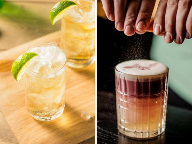 Raise a glass to your dad with these special Father's Day cocktails
