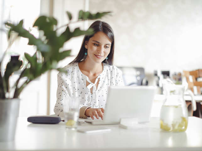 working from home-woman_iStock