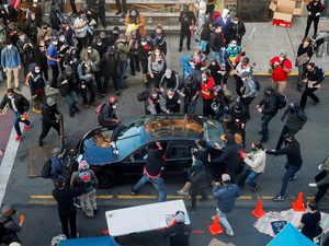 seattle protest reuters