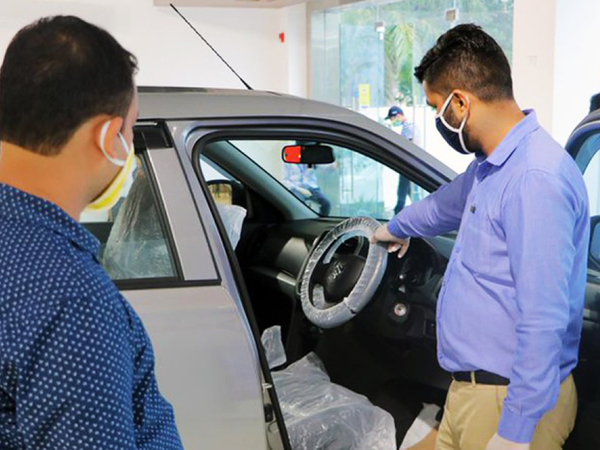 Maruti sees V-shaped recovery in auto sales. But high prices, low affordability pose challenges.