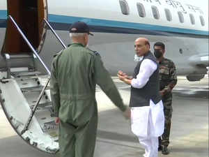 Rajnath Singh leaves for 3-day visit to Russia to attend 75th victory day parade