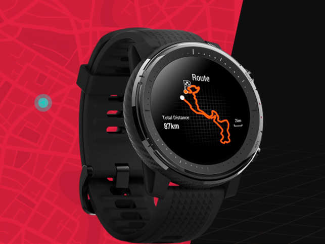 Amazfit Stratos 3​ ​has built-in activity profiles like Ultra-Endurance Mode, VO2Max, Exercise Effect, Exercise Load, and Recovery Time Data. ​