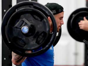 weights-getty