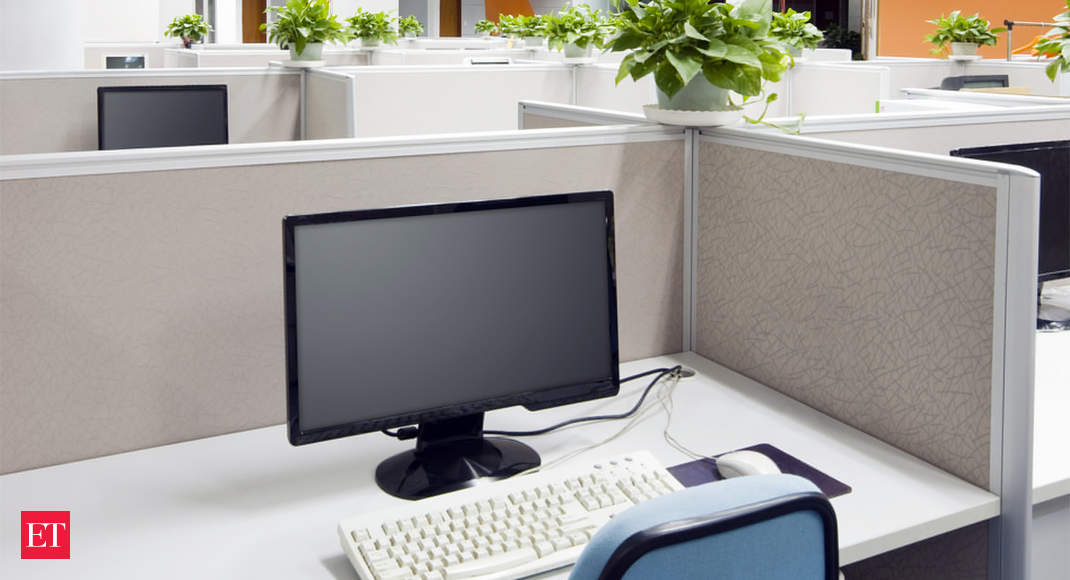 Absorption of office space fall by 30% : Report