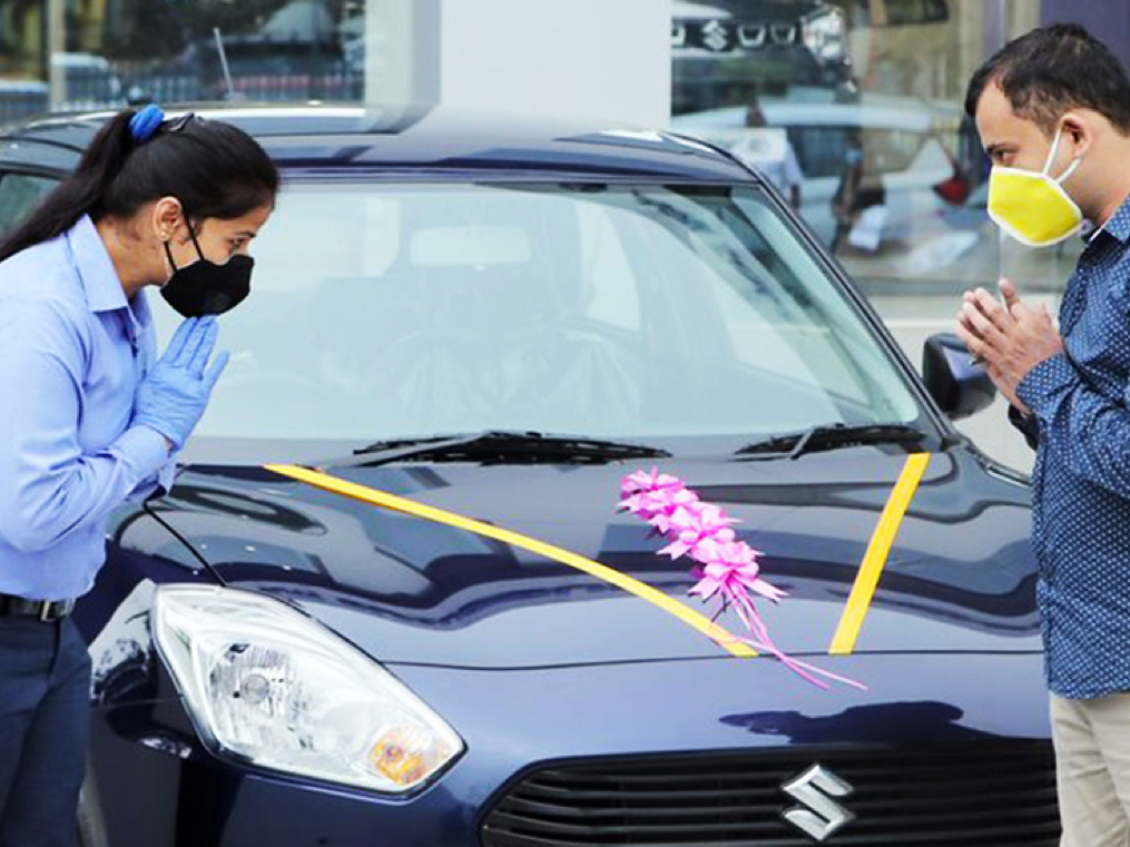Car dealers buckle up: Consolidation and cost cutting are now inevitable. Maruti could lead the way.