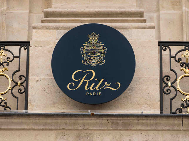 Two years ago some of the hotel's historic furniture was sold off for 7.2 million euros -- seven times the estimate -- after a major refurbishment of the hotel.