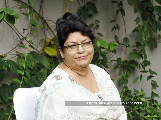 Saroj Khan doesn't have any Covid symptoms, and is likely to be discharged in a day or two.