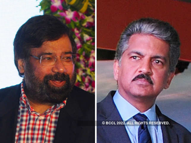 Harsh Goenka said that he would've voted 'good friend' Anand Mahindra as the most-influential India Inc boss.