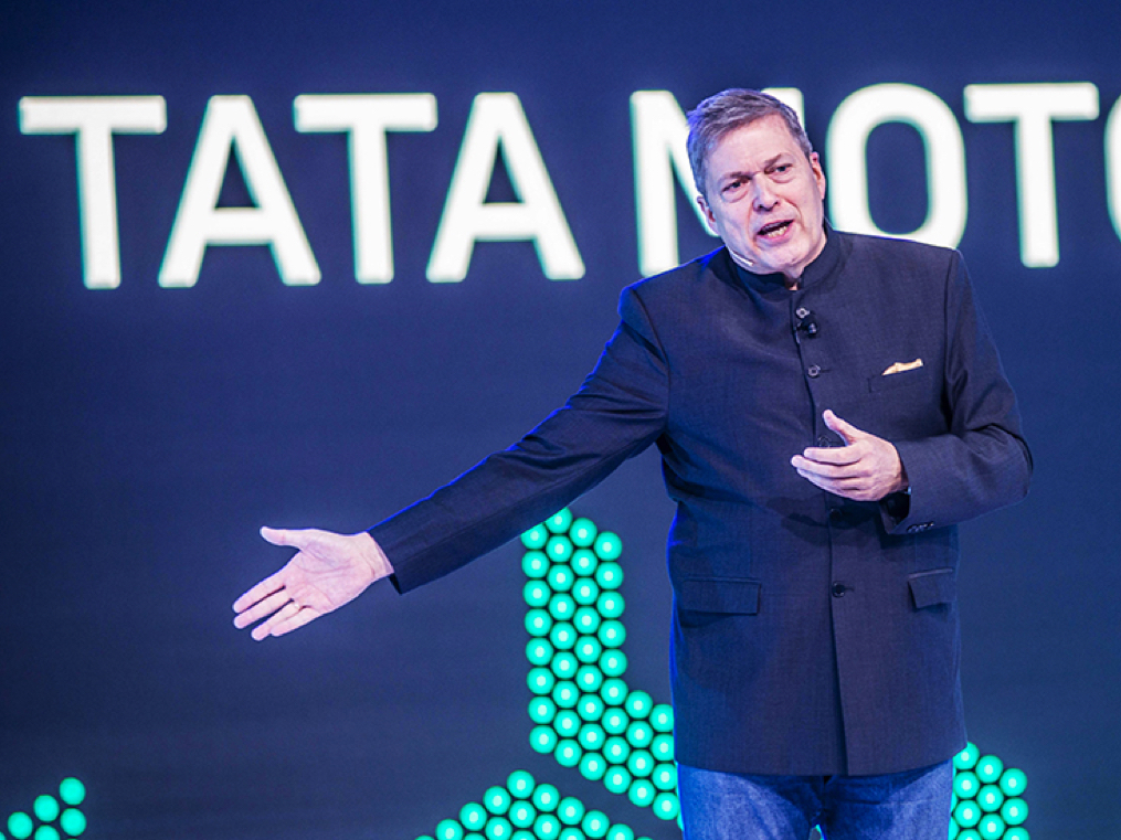 Butschek has the humongous task of steering Tata Motors through the current precarious situation