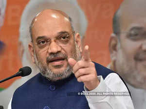 Amit Shah comes down heavily on Cong; asks why 'Emergency mindset' still remains in Party