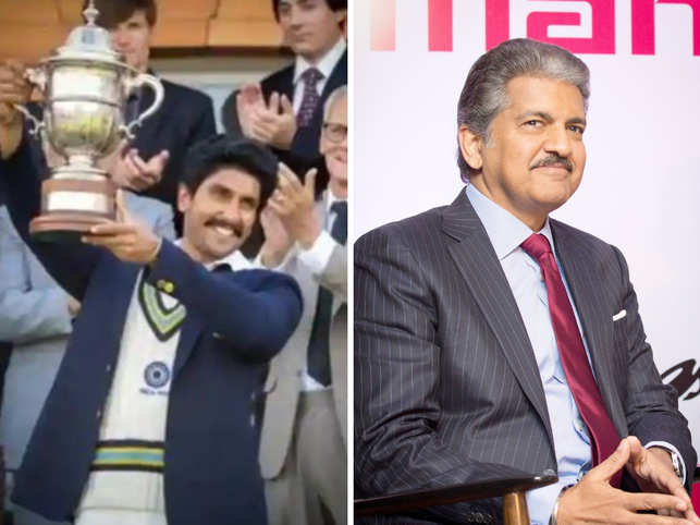 Mahindra top boss and Indian billionaire businessman, Anand Mahindra also took to Twitter to remember the day India accomplished this incredible feat.