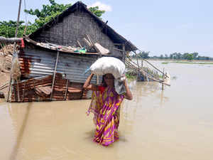 flood assam ani