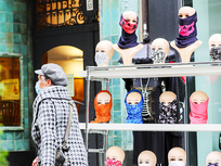 Protective gears are non-essentials for apparel brands, not a big moneymaker