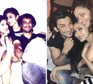 Mouni Roy recollects good times spent with Sushant Singh Rajput