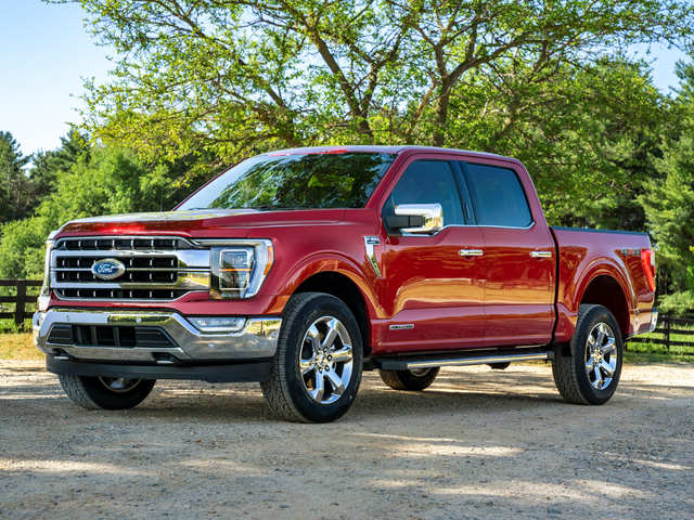 Ford F-150 gets a revamp, interior &  hands-free driver assist system remain the main focus