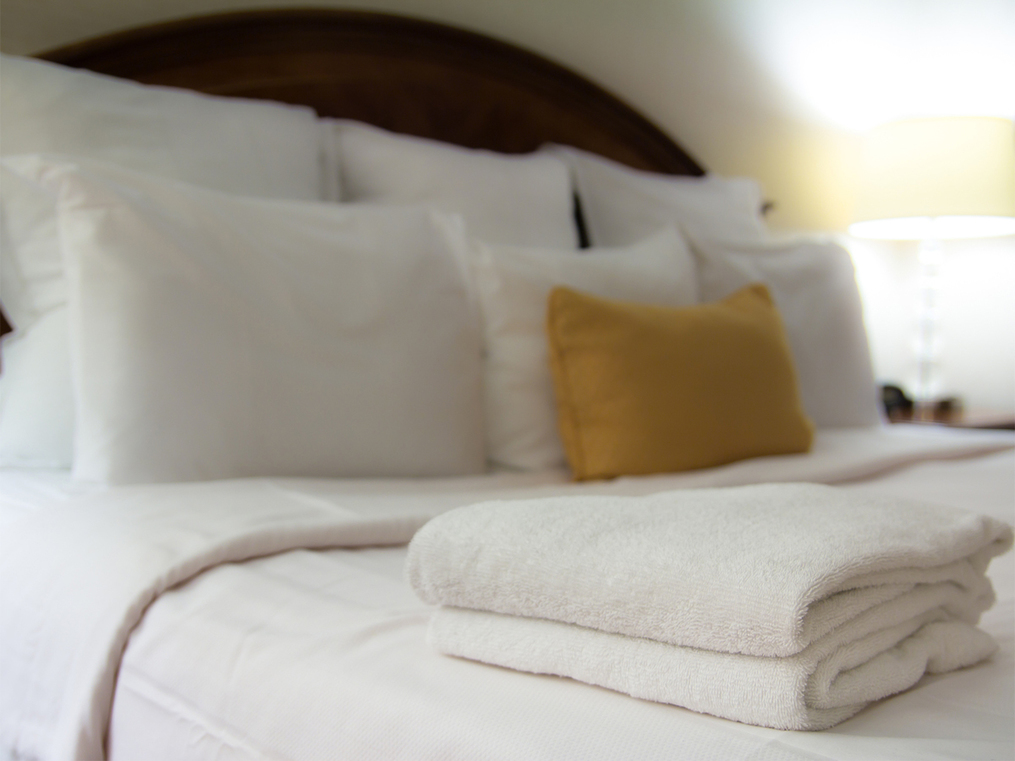 Resurgence in cases likely to keep most hotel rooms locked