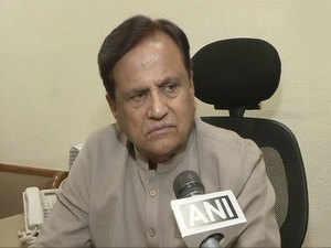 Sandesara scam: ED questions Congress leader Ahmed Patel