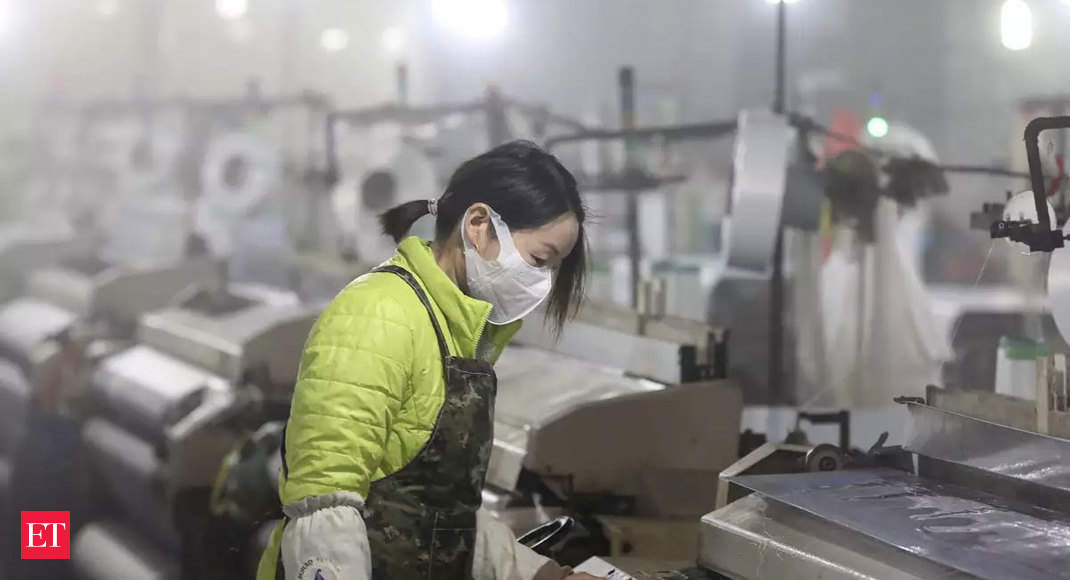 China's factory activity likely slowed in June on subdued global demand 1