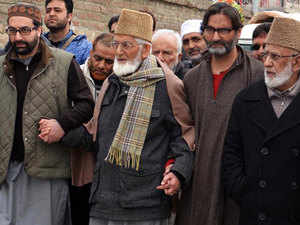 J&K: Separatist Syed Ali Shah Geelani resigns from All Party Hurriyat Conference