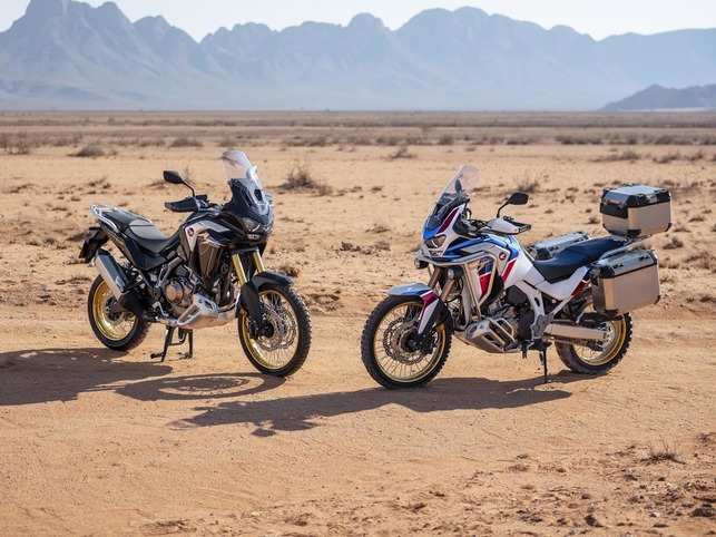 Honda introduced the brand new 2020 Africa Twin Adventure Sports in March this year.