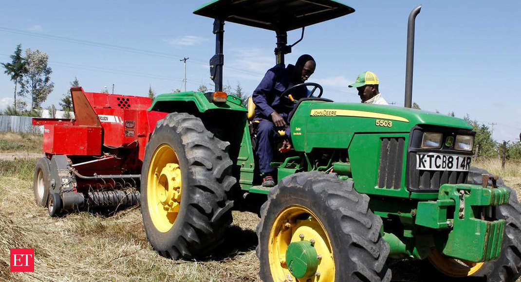 Good monsoon to help tractor sales bounce back after lockdown: Crisil 1