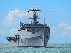 indian navy pti