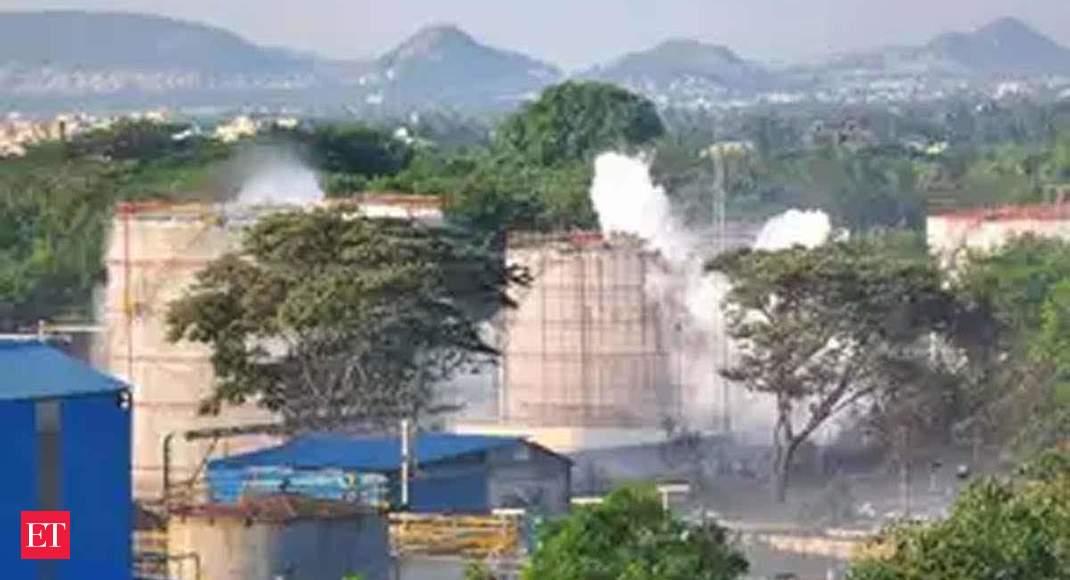 2 workers died, 4 hospitalised following gas leakage in Visakhapatnam factory