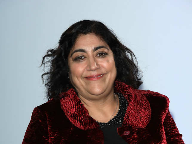 Gurinder ​​Chadha said she is looking forward to the 'creative collaboration'. ​