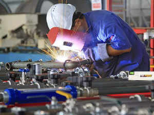 Eight core industries' output contracts 23.4% in May