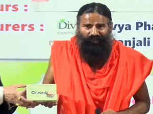 Patanjali can sell its drug but not as 'cure' to coronavirus