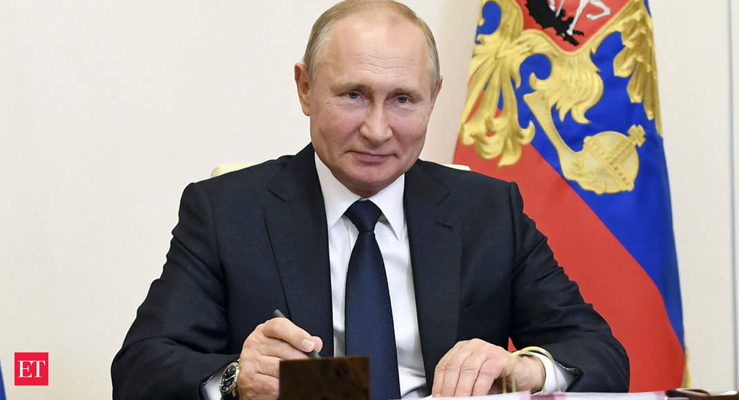 Putin S Going To Be In Power Till 2036 Right To Extend Rule The Economic Times