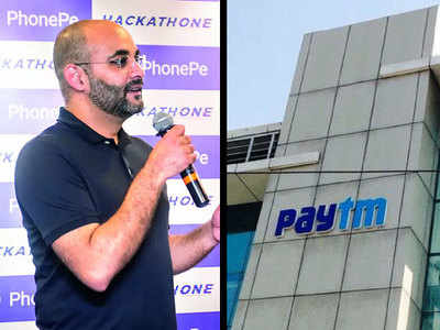 Targeting Paytm for Chinese investment is absurd: PhonePe CEO Sameer Nigam