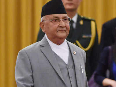 Amid calls for resignation, Nepal PM KP Sharma Oli meets President Bidhya Devi Bhandari