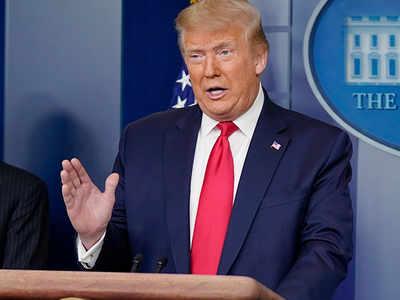 "U.S. economy is ""roaring back"" from the coronavirus: President Trump"
