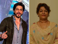 SRK pens emotional tribute to Saroj Khan, calls her his 'first genuine teacher in the film industry'