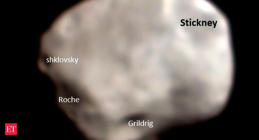 ISRO's MOM captures image of the biggest moon of Mars